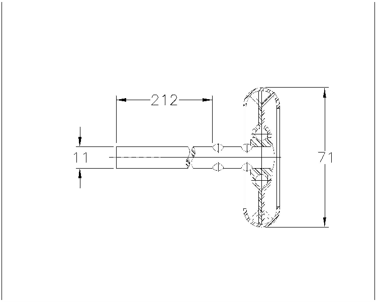 4 roulettes acier de porte sectionnelle 3 pouces 71 mm abc hublots. Black Bedroom Furniture Sets. Home Design Ideas