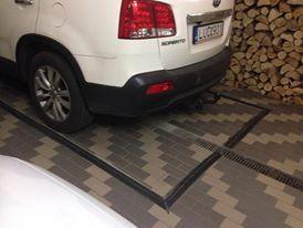 2 5 m de seuil pour garage etanche en epdm colle port gratuit abc hublots. Black Bedroom Furniture Sets. Home Design Ideas