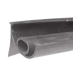 Profil en u aluminium joint 1 levre pour panneau de 40 - Joint pour porte de garage ...